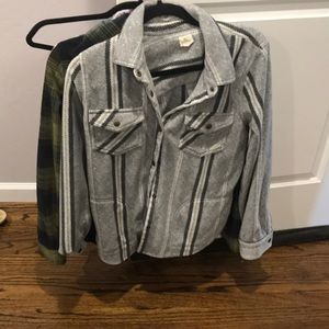 O'Neill button up fleece